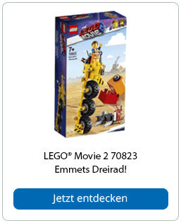 LEGO® Movie 2 70823 Emmets Dreirad!