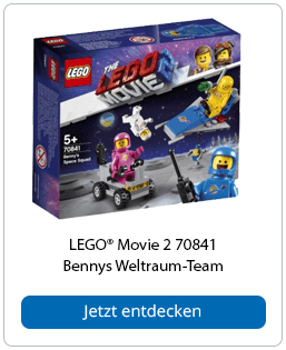 LEGO® Movie 2 70841 Bennys Weltraum-Team