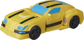 Hasbro E70995X0 Transformers Spielzeuge Cyberverse Deluxe-Klasse Bumblebee Action-Figur, Sting Shot Action Attacke und ''