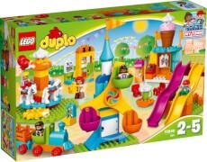 LEGO® DUPLO® 10840 Großer Jahrmarkt, 106 Teile