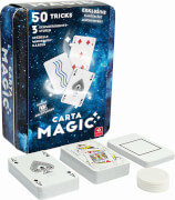 ASS Zauberkarten - Carta Magic, 50 Tricks